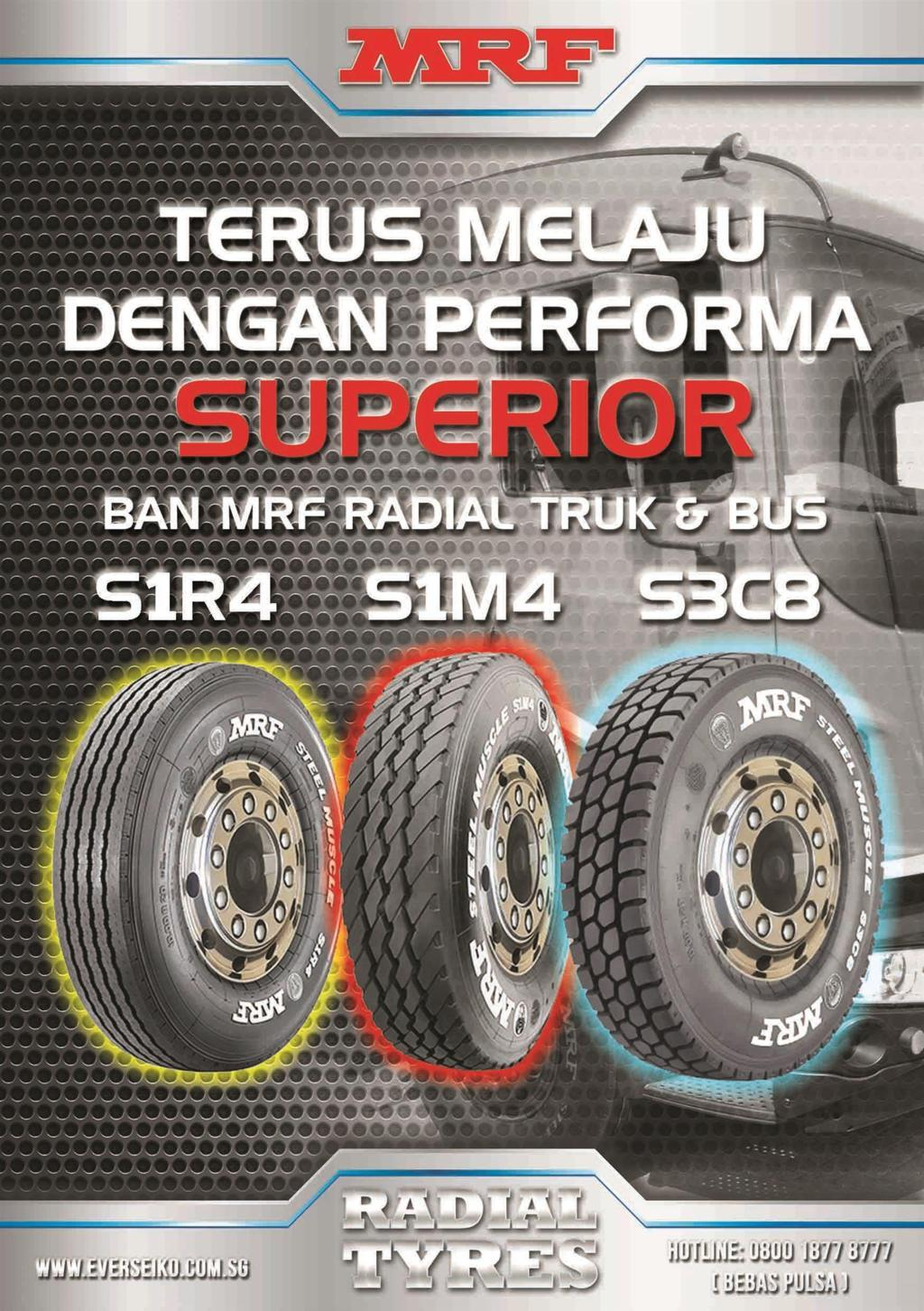 Radial Tyres Flyers - Front - FA